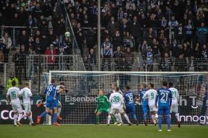 Spielzenen Fürth in Bochum 18-11-2017