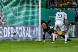 SpVgg Greuther Fürth vs. Borussia Dortmund