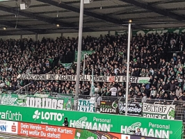 SpVgg Greuther Fürth vs. Dynamo Dresden