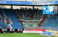 Stadionverbot Banner Greuther Fürth