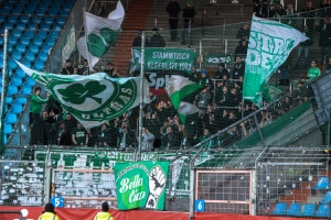Support Greuther Fürth Fans in Bochum 18-11-2017