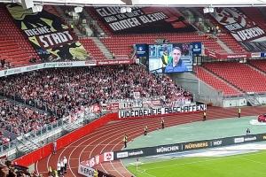 1. FC Nürnberg vs. SSV Jahn Regensburg