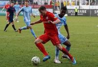 Stuttgarter Kickers vs. F.C. Hansa Rostock