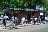 Karl-Liebknecht-Stadion des SV Babelsberg 03, 2005/06