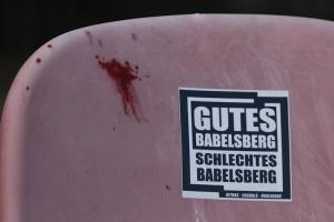 Aufkleber SV Babelsberg 03