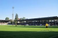 Karl-Liebknecht-Stadion des SV Babelsberg 03, Partie gegen Rot-Weiß Erfurt