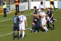 Babelsberg 03 empfängt den Karlsruher SC