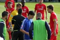 FSV 63 Luckenwalde gegen SV Babelsberg 03