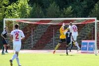 Gegentreffer für den SV Babelsberg 03 beim BAK 07