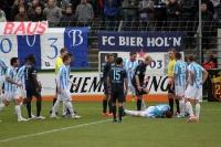 Hitziges Spiel zwischen Babelsberg 03 und Stuttgarter Kickers