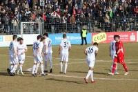 Durchaus heißes Nordost-Duell zwischen SV Babelsberg 03 und dem Chemnitzer FC