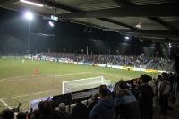Babelsberg 03 - Kickers Offenbach, Blick vom Block O aus, 2011/12
