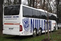 Mannschaftsbus des SV Babelsberg 03, Saison 2011/12