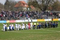 Der VfR Aalen zu Gast beim SV Babelsberg 03, 2011/12