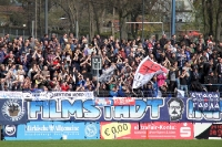Torjubel beim SV Babelsberg 03 gegen VfR Aalen