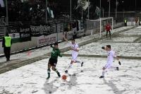 SV Babelsberg 03 - SC Preußen Münster, 0:2 bei sibirischer Kälte, 03.02.2012