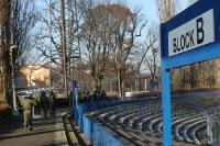 Vor dem Spiel beim Frankfurter FC Viktoria 91 hat die Polizei alle Hände voll zu tun