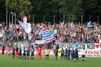 Jubel nach dem 1:0-Sieg gegen den VfL Osnabrück