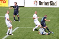 Knifflige Momente gegen Osnabrück kurz vor der Halbzeitpause