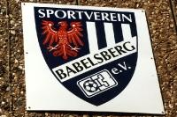 das bis 2003 gültige Vereinslogo des SV Babelsberg 03
