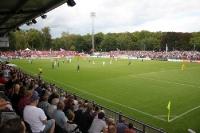 Nordost-Duell im Karli: Babelsberg 03 gegen den HFC