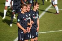 Stimmungsvolle Herbstpartie Babelsberg 03 gegen KSC