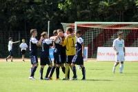 SV Babelsberg 03 beim BAK 07 im Poststadion