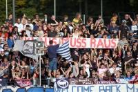 SV Babelsberg 03 gegen Karlsruher SC