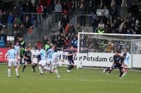 SV Babelsberg 03 gegen Stuttgarter Kickers