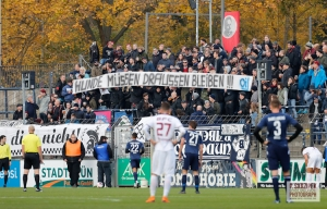 SV Babelsberg 03 vs. BFC Dynamo
