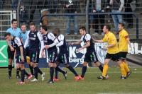 SV Babelsberg 03 vs. VfB Auerbach, 0:2