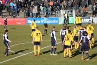 SV Babelsberg 03 vs. VfB Auerbach, 22.02.2014