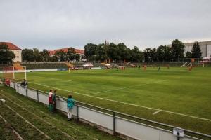SV Lichtenberg 47 vs. BSG Chemie Leipzig