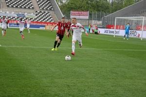 Marco Kehl-Gomez Rot-Weiss Essen vs. SV Lippstadt 02-05-2021 Spielszenen