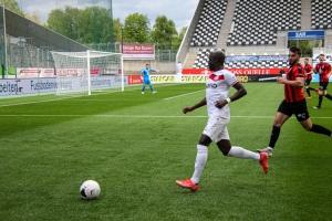 Amara Conde Rot-Weiss Essen vs. SV Lippstadt 02-05-2021 Spielszenen