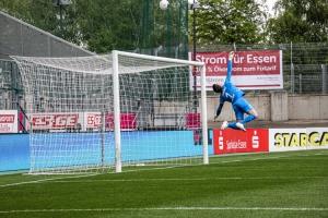 Christopher Balkenhof Rot-Weiss Essen vs. SV Lippstadt 02-05-2021 Spielszenen