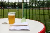 Ein Bier und ein Notizblock - zu Gast beim SV Tasmania Berlin im Sportpark Neukölln