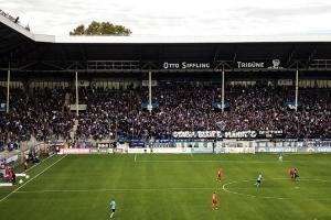 SV Waldhof Mannheim vs. F.C. Hansa Rostock