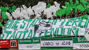 TSV Eintracht Stadtallendorf vs. SV Waldhof Mannheim