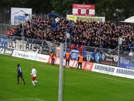 Waldhof Mannheim bei Viktoria Köln 05-10-2019