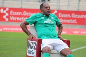 Aílton Werder Traditionsmannschaft 2019 in Essen