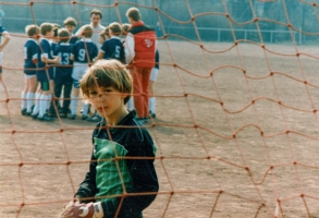 Hannes Köhler als Kind