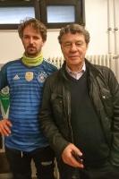 Hannes Köhler und Otto Rehhagel