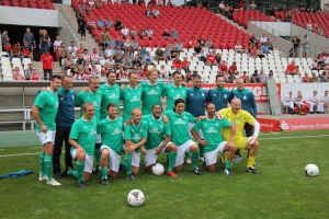 Traditionsspiel 25 Jahre Pokalfinale 1994 Essen gegen Bremen