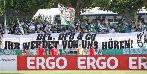 Wormatia Worms vs. SV Werder Bremen