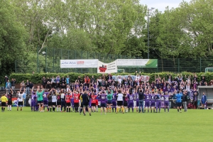 Finale of Love: TeBe-Allstars vs. Caravan-Allstars