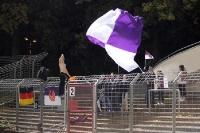 Fans von Eintracht Mahlsdorf bei Tebe