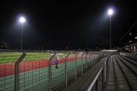 Herbstwetter beim Berliner Derby Tebe gegen SV Blau Weiss