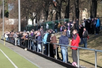 Tebe-Fans on Tour, Tennis Borussia Berlin zu Gast beim Berliner SC