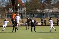 Tennis Borussia Berlin zu Gast beim Berliner SC auf dem Hubertussportplatz, Berlin-Liga 2011/12